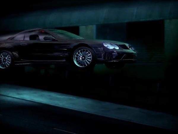 NFS Carbon Mercedes Benz SL65 AMG Призовая Башня Сазерден Кольцо
