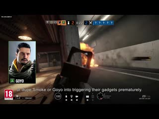 Operation void edge gameplay reveal (uploaded on ubisoft's facebook page)