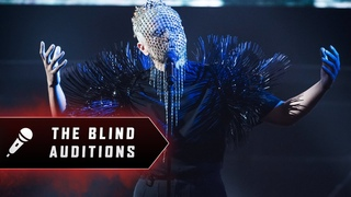 Blind Audition: Sheldon Riley - Frozen -  The Voice Australia 2019