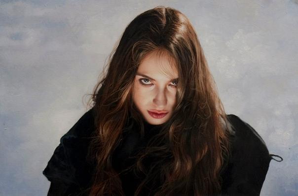Гиперреалистичная живопись художника Игаля Озери (Yigal Ozeri)