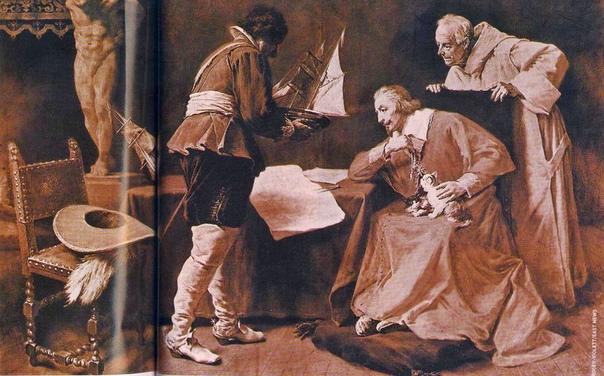 СЕРЫЕ КАРДИНАЛЫ Первым человеком, которого стали называть серым кардиналом (а точнее, серым преосвященством), был отец Жозеф (15771638) правая рука куда более известного кардинала Ришелье и