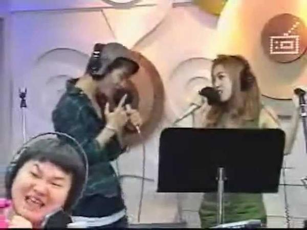 [20090730] SNSD Jessica SHINee Jonghyun - Sexy Love (Ne-Yo)