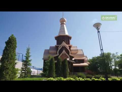 Храм Святого Апостола Андрея Первозванного г Волхов