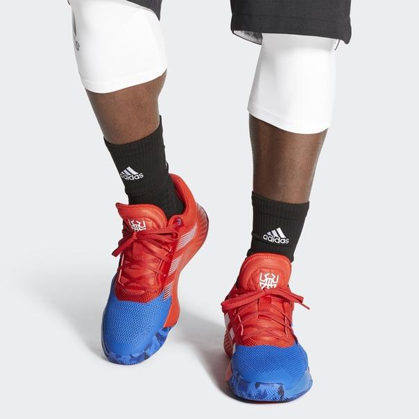 Баскетбольные кроссовки D.O.N. Issue #1