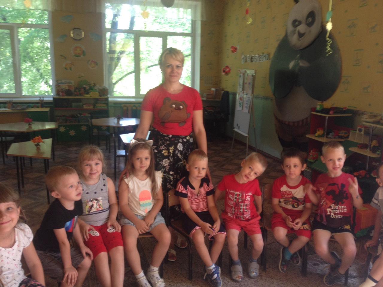 отдел внестационарного обслуживания, Донецкая республиканская библиотека для детей, лето в библиотеке