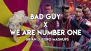We Are Number One x Bad Guy — Robbie Rotten x Billie Eilish MV Mashup!