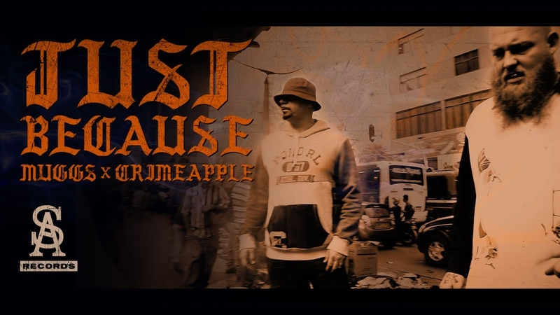 DJ MUGGS x CRIMEAPPLE - Just Because