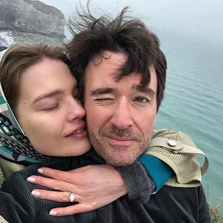 Наталья Водянова и Антуан Арно объявили о помолвке