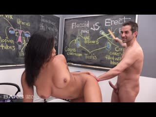 Bang gets is a star athlete that gets fucked by her health teacher / nia nacci