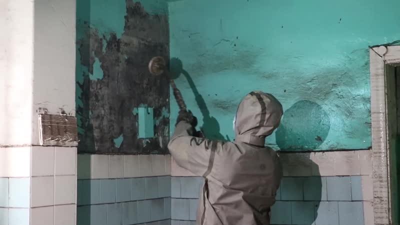Военные химики зачищают «Родничок»