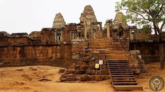 Загадка древней цивилизации кхмеров: рукотворное море Западный Барай