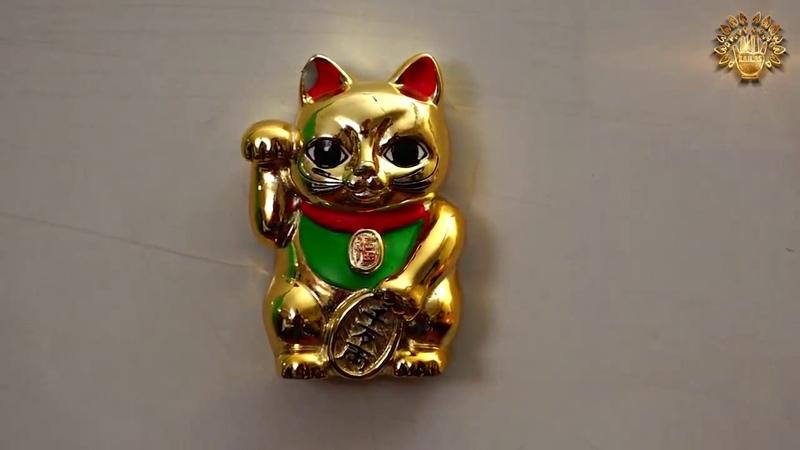 Символы 🔰 Денег для Бизнеса; Кошка, Хотей, Лягушка, Слон, Лакшми, Золотой Будда 🅰️ Дуйко