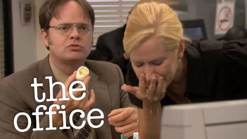 Sensitive Stomachs - The Office US