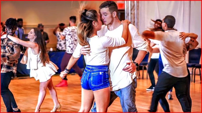 Zouk Dance Bruno Galhardo Hannah Miller-Jones Walter Fernandes Jessica Lamdon Kadu Larissa