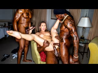 Paige owens first time x3 (anal, dp, blowjob, brunette, ir, hardcore, foursome)