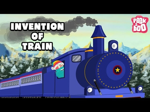 Invention Of Train The Dr. Binocs Show Best Learning Video for Kids Preschool Learning