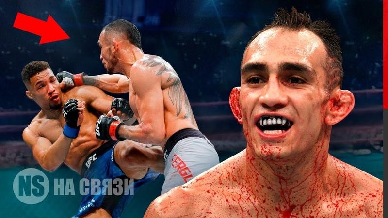 КОРОЛЬ UFC БЕЗ КОРОНЫ! 5 боев когда Тони Фергюсон шокировал мир смешанных единоборств!