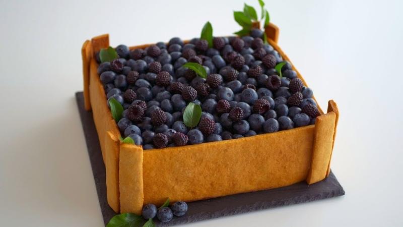 Торт Ящик ягод