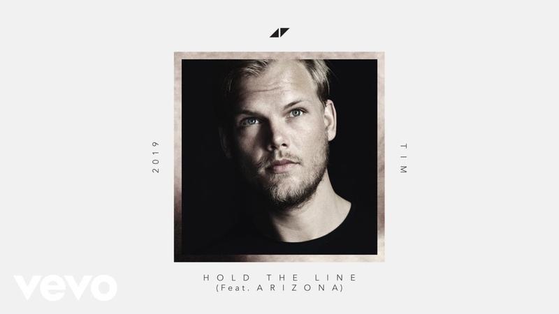 Avicii - Hold The Line (Lyric Video) ft. A R I Z O N A