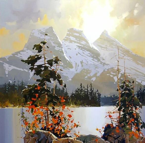 Чен Би современный китайский художник Он родился в 1957 году и вырос в Цзинане. Окончил художественный университет Цзянси, где сегодня в музее хранится множество его картин. Интерес к живописи