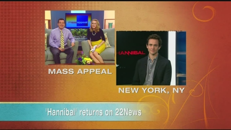Mass Appeal Mass Appeal sits down with Actor Hugh Dancy, star of 'Hannibal' on NBC