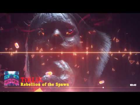 TiRLiK - Rebellion of the Spawn (darksynth, synthwave)