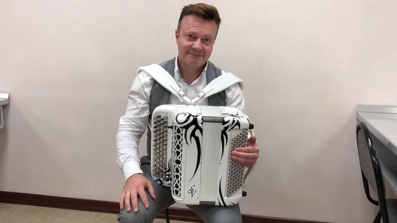 Обзор концертного баяна SVoytenko Accordions модель Bayan Mix Special Для заказа 79252222925