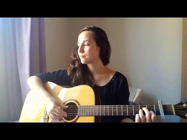 Лиза - Андрей Губин / Liza - Andrei Gubin - Acoustic - guitar cover - Masha