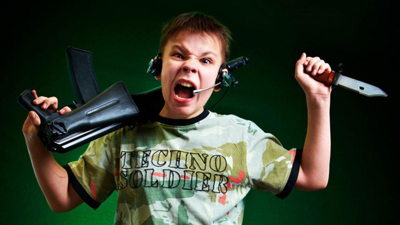 Агрессия в видеоиграх