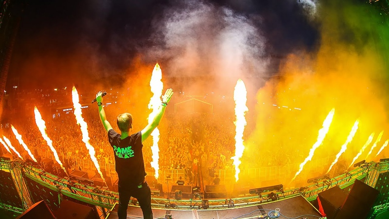 Armin van Buuren live at Ultra Europe 2019