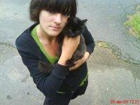 Анюта Степанова, 13 декабря 1992, Санкт-Петербург, id21936731