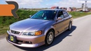 JDM-ный Honda Accord Euro R - самый крутой Accord всех времён! BMIRussian