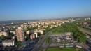 Нови-Сад, Сербия/ Novi Sad, Serbia bird's-eye view