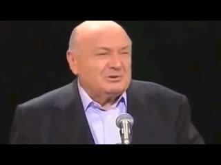 М. Жванецкий «Встреча с Путиным»