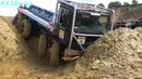Off-Road 8x8 MAN, Mercedes-benz Trucks in Europa Truck Trial | Mont-Saint-Guibert, Belgium 2019