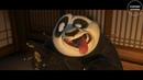 Кунг-Фу Панда - Случайно зацепил лицевой нерв