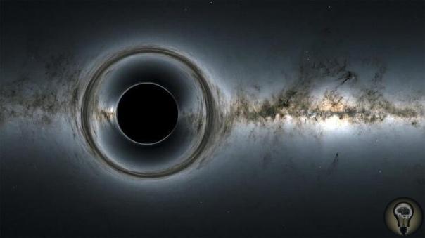 Чёрные дыры  порталы в прошлое и будущее