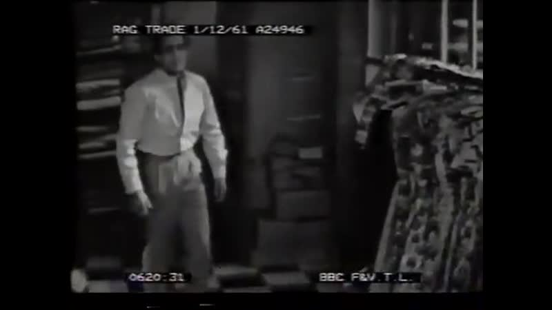 The Rag Trade - S01E09 - The Italian Designer (1 December 1961)