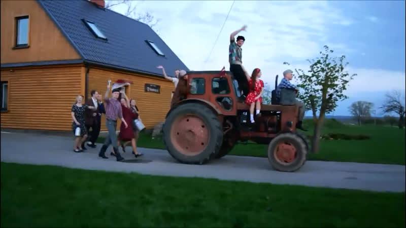 "JDK ""Labrīt"" Kolhoza ballīte (группа Доброе утро!, Колхозная вечеринка, Латвия)"