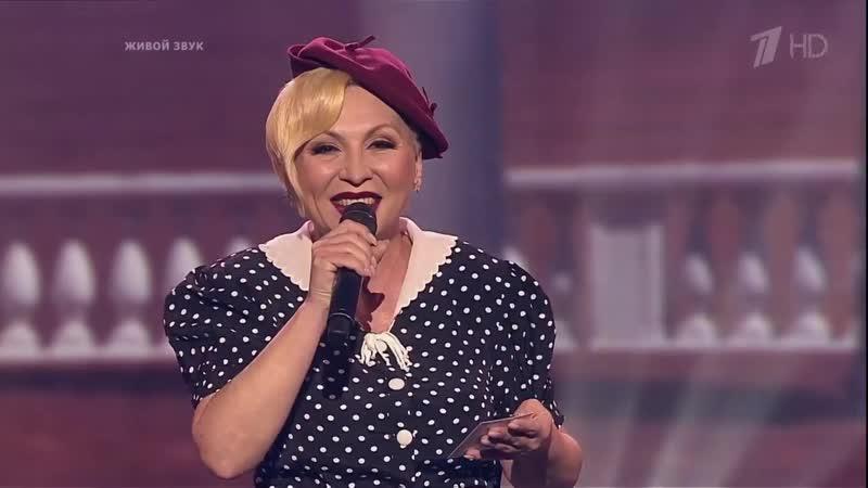 Валентина Легкоступова— «Эти тучи вголубом». Три аккорда.