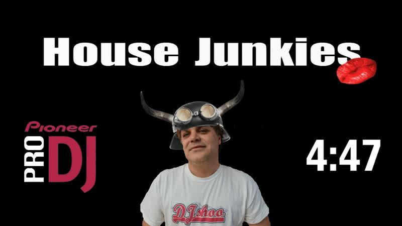 DJ SHOO LIVE from Québec city