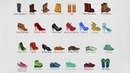 Types of Shoes Learn Useful Shoe Names in English with Pictures