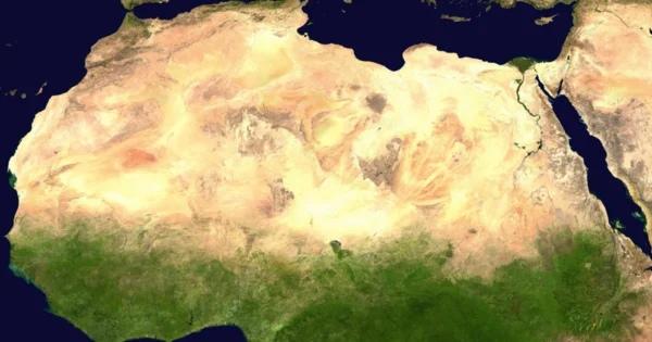 Оказывается, Сахара – это не самая большая пустыня в мире