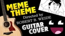 Directed by Robert B. Weide Meme Theme (fingerstyle guitar cover with free tabs)