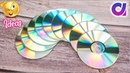 5 Genius way to reuse old cd old cd craft ideas Best out of waste Artkala