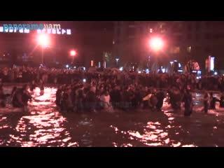Kanye West 2015 performance in Yerevan