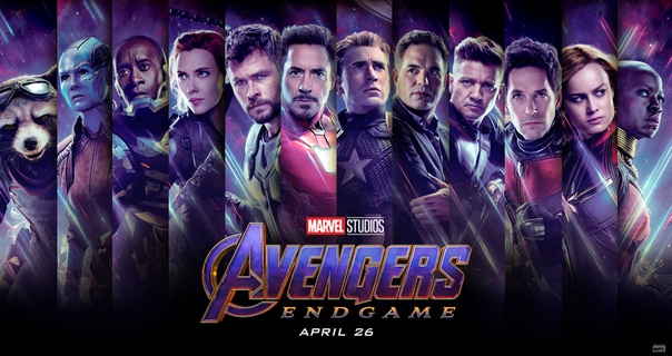 """Walt Disney выдвинет """"Мстителей 4"""" на """"Оскар 2020"""""""