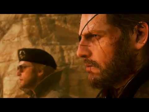 Metal Gear Solid V - The Phantom Pain - Prisoner