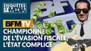 BFMTV CHAMPIONNE DE L'ÉVASION FISCALE L'ÉTAT COMPLICE