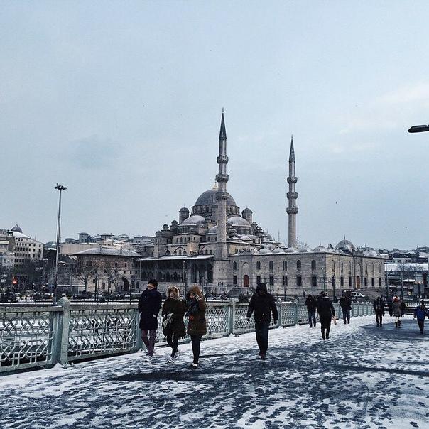 Казань: Новый Год в Турции